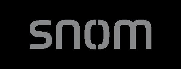 SNOM Spiralkabel D7xx Weiß