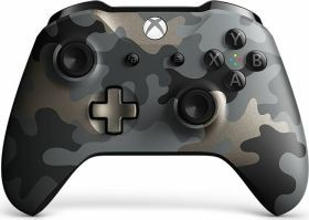 MS Xbox One Wireless Controller - Night Ops Camo Special Edition