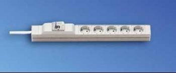 Knürr zub.Steckdosenleiste, 13xDosen(CEE7)->Stecker(CEE7), F