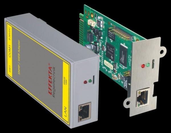 Effekta zbh.SNMP-Adapter, intern, TP, Standard, für MTD RT/RTXL, MCI, MKD RT/RTXL
