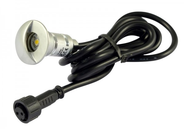 Synergy 21 LED-Bodeneinbaustrahler ARGOS rund in-G-C IP65 ww