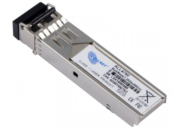 ALLNET Switch Modul ALL4750 Mini-GBIC Modul,1000Mbit, SX/LC,