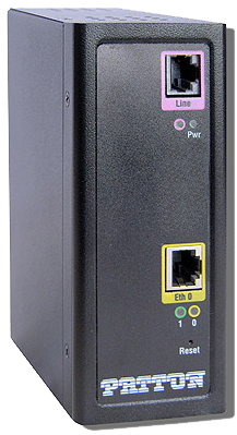 Patton CopperLink 1311, 5, 7Mbit Ethernet Extender Remote, 10