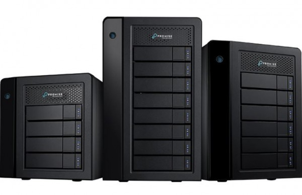 Promise Pegasus 32 R4 4x4TB PC/MS Edition