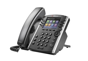 Polycom IP Business Media Phone VVX410 Gigabit