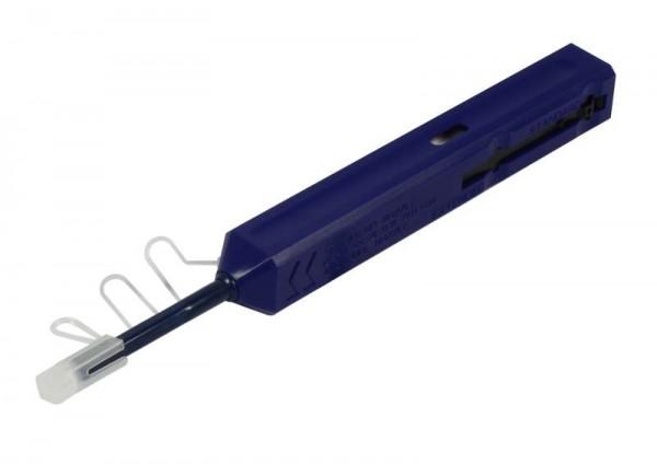 LWL Ferrulen-Reiniger(Cleaner) für LC/MU für UPC+APC für 1.25 mm Ferrule, Synergy 21,