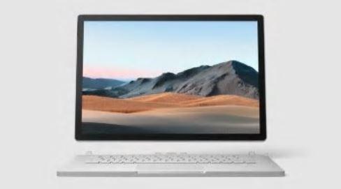 "MS Surface Book 3 - 15"" - i7/32GB/1024GB/Quadro - (2-in-1)"