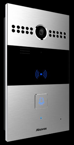 Akuvox TFE R26C IP Door SIP Intercom with one Button *FLUSH MOUNT*