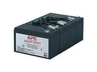 APC USV Zubehör RBC 8 Ersatzakku für SU1400RMINET