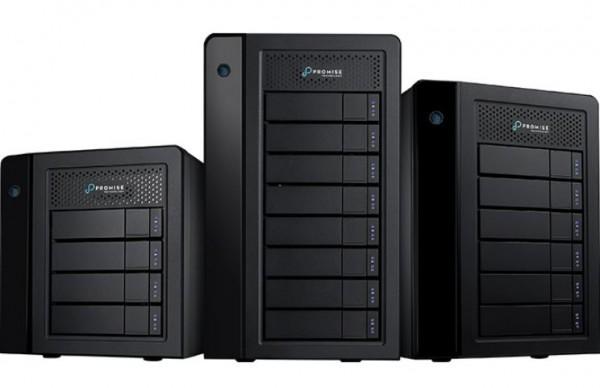 Promise Pegasus 32 R8 8x8TB PC/MS Edition