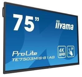 "TFT-Touch 74,5""/189,2cm iiyama ProLite TE7568MIS - 24/7 *schwarz*"
