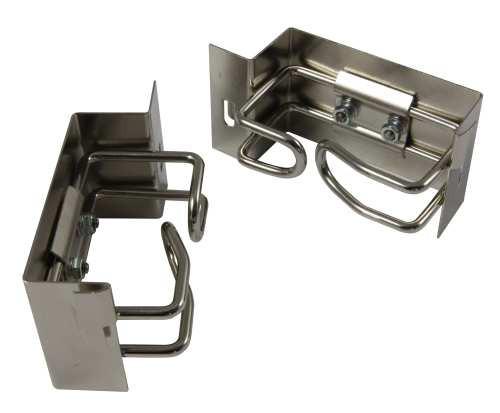 """ALLNET 19"""" Kabelführungs Ring, mit Platte, 2 Stück (1 Paar), nur für EM-Serie"""