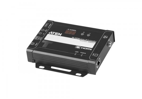 Aten KVM-Switch, 4K HDMI Einzeldisplay KVM over IP Sender
