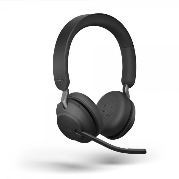 Jabra Evolve2 65 Link380c UC Stereo Black