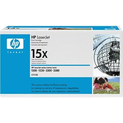 HP Toner 15X *schwarz*