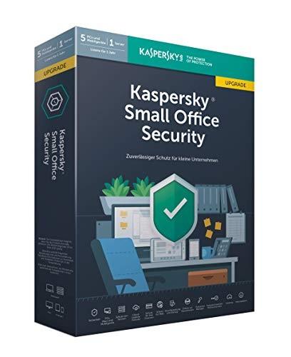 Kaspersky Small Office Security v.7 - Upgrade