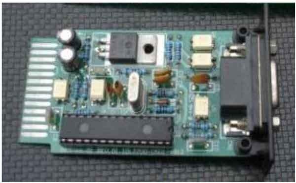 Effekta zbh.MKD/MTD-Serie, Optokoppler-Karte