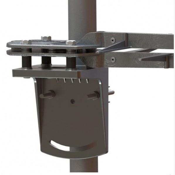 Poynting BRKT-030 / GSM-Antenne 11dbi Yagi/Mast zbh. horizontal mounting