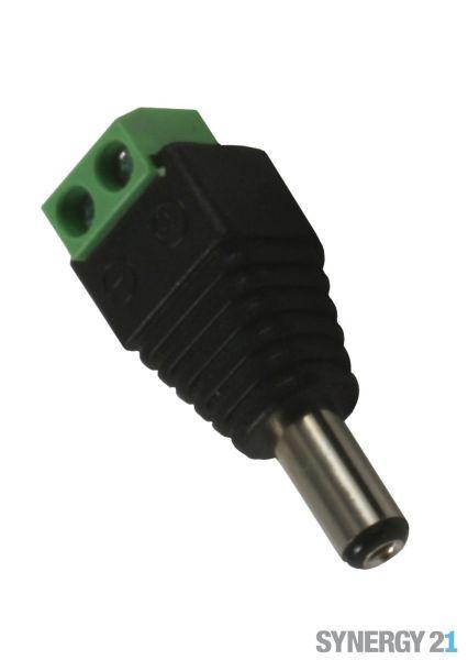 Synergy 21 LED zub Hohlstecker mit Schraubklemmen