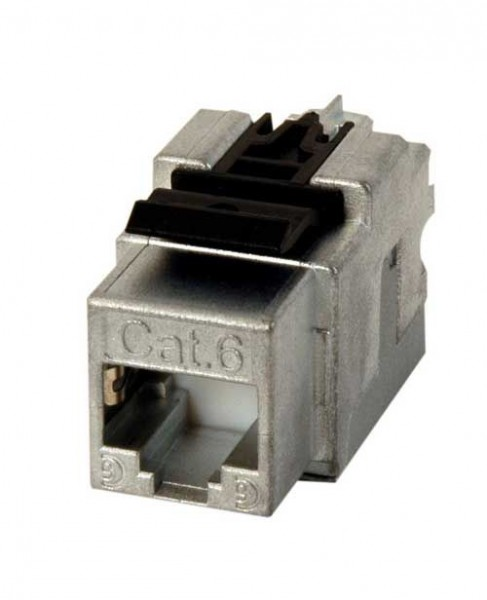 Telegärtner Modul AMJ CAT6A RJ45/LSA Snap-In 2-Pack T568A (K