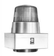 Crack-IT 785 Blitzlicht mit Schwellheuler AC 230V 100db / Gelb / IP43 / Alarmlicht