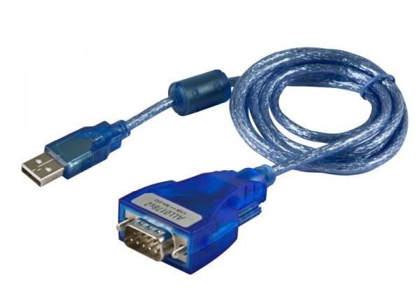ALLNET ALL0178v2 / USB 2.0 RS232 Adapter FTDI Chipset