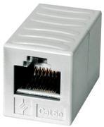 Telegärtner Kupplung, AMJ, CAT6, TP/TP, 24-Pack, isoliert,