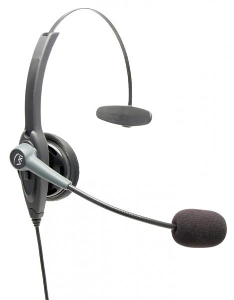 VXI Headset VR11, Mono, Überkopfbügel, NC,