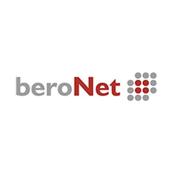 """beroNet zub. 19"""" Einbauwinkel für beroNet Gateways"""