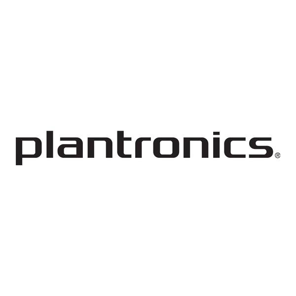 Plantronics Adapter Adapter, PJ-327 (M),Schwarz, für CA 10; V