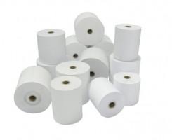 Quittungsdrucker Bonrolle Thermopapier 80mm/50m - 1er-Pack
