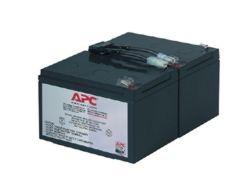 APC USV Zubehör RBC 6 Ersatzakku für BP1000, SU1000/1000RM, SUVS1000, SUA1000I, SMT1000I