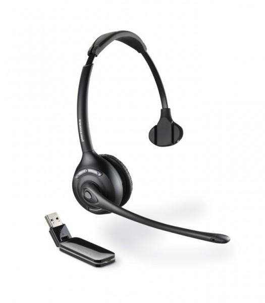 Plantronics DECT Savi W410 DECT Monaural USB Headset