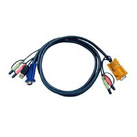Aten Verbindungskabel SPDB, 5m, USB, Audio