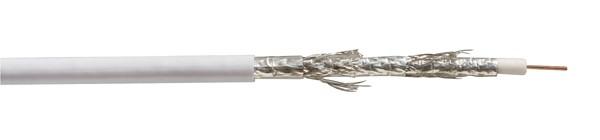 Kabel SAT, Koaxial geschirmt 5-fach, DIGITAL CCS, 100m, Spu