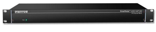 Patton SmartNode 4412, IpChannelBank 12 FXO VoIP GW-Router