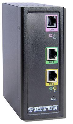 Patton CopperLink 1314, 5, 7Mbit Multi-Drop Ethernet Extender