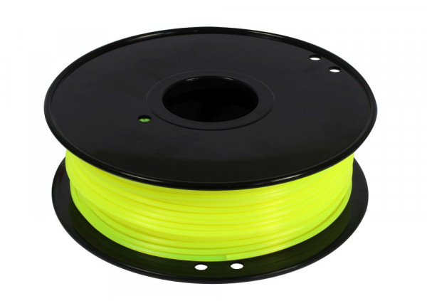 Synergy 21 3D Filament PLA /solid / 1.75MM/ gelb