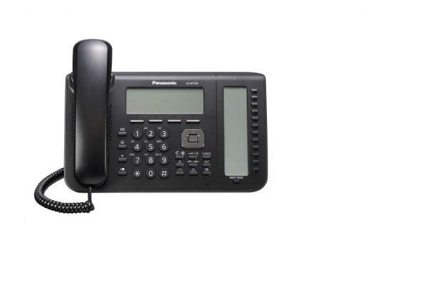 Panasonic KX-NT556NE-B schwarz
