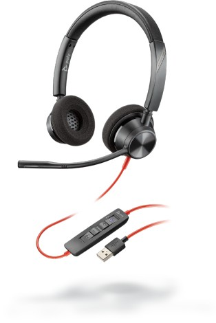 Plantronics PC Blackwire C3320 binaural USB-A