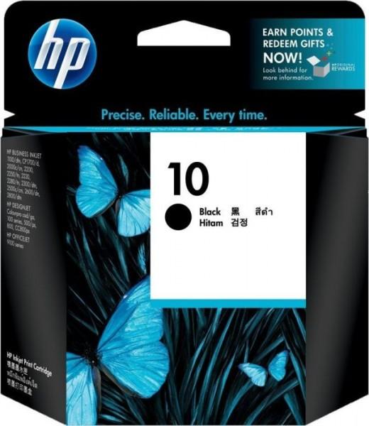 HP Tinte 10 *schwarz*