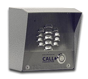 Cyberdata IP Intercoms - SIP Outdoor Intercom
