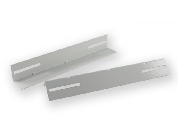 """ALLNET 19"""" L-Schiene für Wandgehäuse, L=300mm, 1 Paar (2 Stück)"""