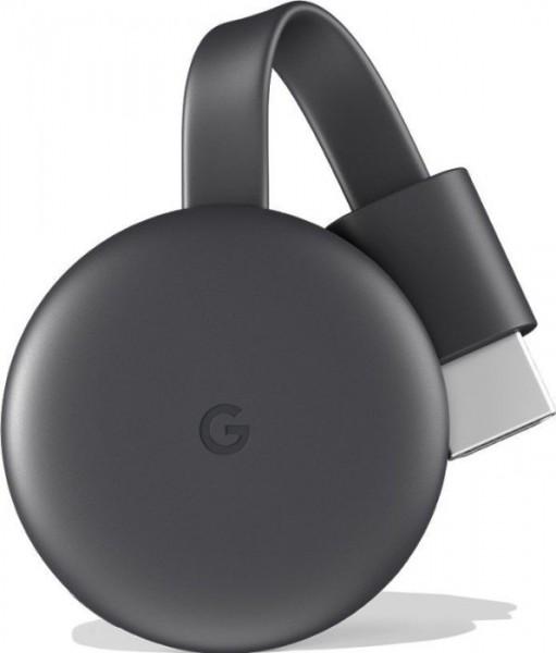 """Google Chromecast 3 GA00439-DE """"schwarz"""""""