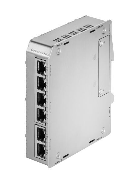 Microsens Profi Line Modular 6 Port Erweiterung, MS652219PM