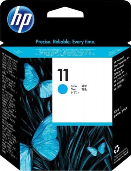 HP DesignJet Zubehör Druckkopf 11 *cyan*