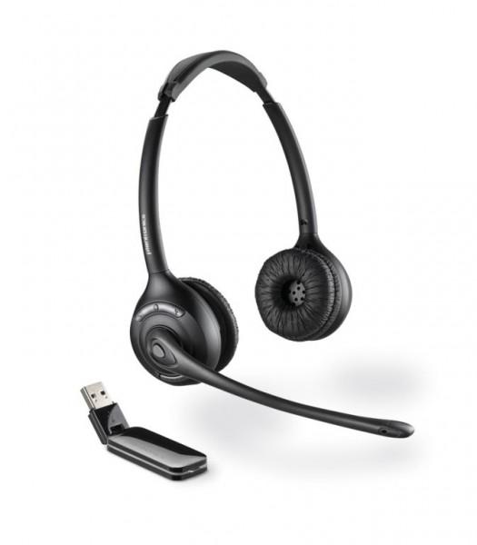 Plantronics DECT Savi W420-M DECT Binaural USB Headset