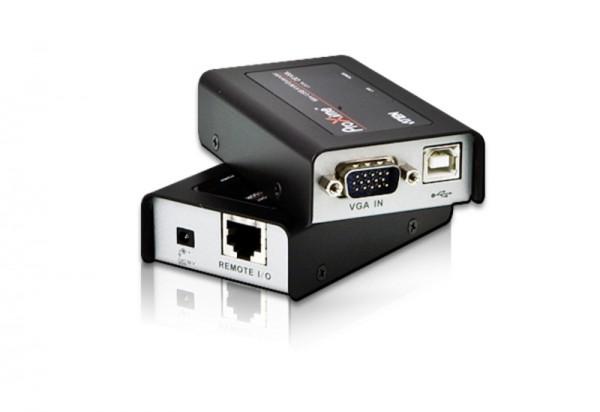 Aten KVM-Extender, mini, 100mtr. VGA, USB,