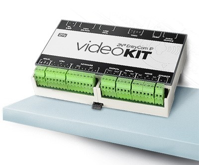 2N Gegensprechanlage EntryCom IP Video-Kit