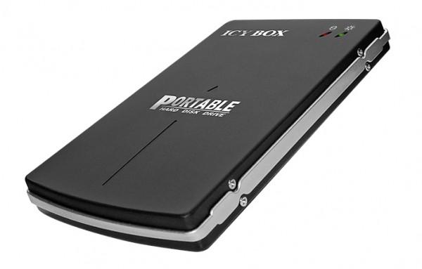 "ICY Box Gehäuse, ext.SATA 2, 5""/USB 3.0, schwarz, IB-250StU3+BH"